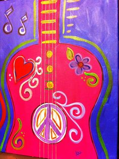 guitar-painting-16x20-e1357878626972.jpg 968×1,296 pixels