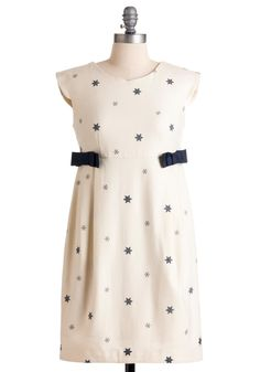 Snow Bunny Like You Dress | Mod Retro Vintage Dresses | ModCloth.com