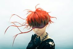 Creative haircolor: Learn more about at 2015 Hairstyles, Creative Hairstyles, Greek Hairstyles, Queer Hair, Doll Wigs, Hair Creations, Model Face, Asian Hair, New Haircuts