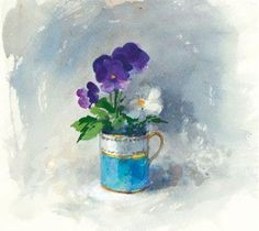 How to use Turner Acrylic Gouache to Paint Flowers | Features | Painters Online