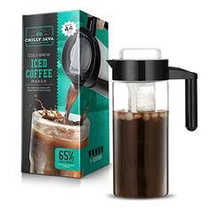 Chilly Java Cold Brew Glass Coffee Maker Pitcher, Over 1 ... https://www.amazon.com/dp/B06XP1PSB7/ref=cm_sw_r_pi_dp_x_37Y0zb4BYHCZX