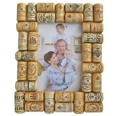 Amazon.com - Giftgarden® 4x6 Wine Corks Picture Frame -