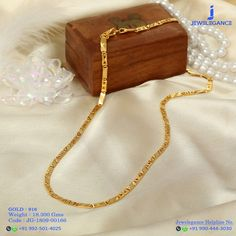Smile Everyday With Give You Reason To Smile. Get In Touch With us on Nose Ring Jewelry, 24k Gold Jewelry, Gold Jewelry For Men, Chain Jewelry, Gold Beads, Gold Chain Design, Gold Jewellery Design, Mens Jewellery, Mango Mala Jewellery