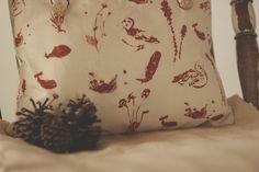 la maison boop!: ☁▵Petite Forêt▵☁ botany fabric