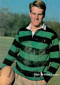 Sixty-Seven Vintage Images To Celebrate Ralph Lauren's Founding in 1967 Rugby Shirts, Ralph Lauren Style, Polo Ralph Lauren, Estilo Ivy, Preppy Mode, Preppy Guys, New England Prep, Estilo Preppy, Ivy League Style