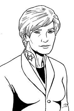 Doktor Irina Petrova - Chefärztin (Commander)