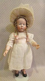 K*R Marie Antique Doll in Small Size! from ~ AU BON MARCHE 1800 ~ found @Doll Shops United http://www.dollshopsunited.com/stores/jannypooh/items/1272129/KR-Marie-Antique-Doll-in-Small-Size #dollshopsunited