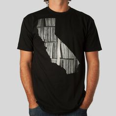 fifty24 - CA Records T-Shirt in Black