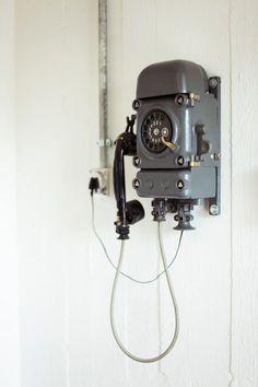 funke + huster fernsig mining telephone explosionproof