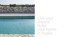 #MAS Corporate Brochure. Live Your Dream in #Puglia with #MAS.  http://www.modernapulianstyle.com/wp-content/uploads/2015/03/Brochure_21x21_ENG.pdf