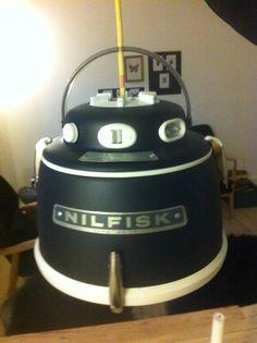 Nilfisk lampe GA 70