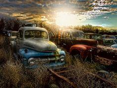 Gone Parking by The Kav, via Flickr