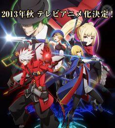 Nuovo promo per l'anime BlazBlue Alter Memory