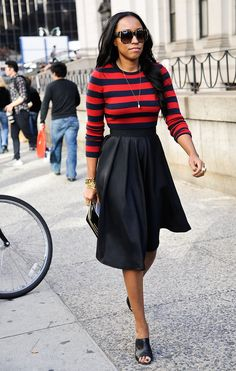 Hot Shots: The Best Street Style at NYFW (Updated!)