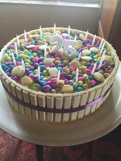 92 best kitkat cake images on pinterest