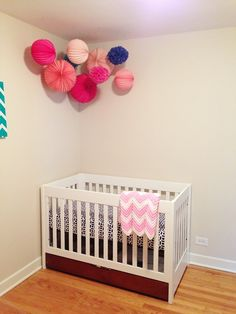 Last week I tweeted and shared on Instagram that the nursery is still in process. A few parents responded that their nurseries are still in process (even after a year!) or that their nursery wasn't quite ready when the baby arrived. While this made me feel a little better, I still wanted to make some...Read More »