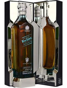 Johnnie Walker Blue Label Limited Edition Design - Buy Online at DrinksDirect.co.uk