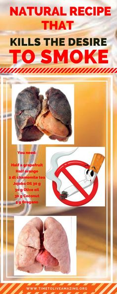 Easy to start but hard to quit smoking is one of the most common bad habits.It's not only bad for you but for those around [...]