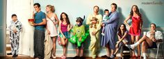 Modern Family Facebook Covers