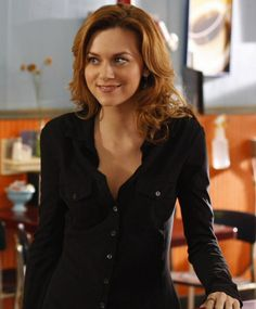 Hilarie Burton in One Tree Hill Season 6 Episode 14