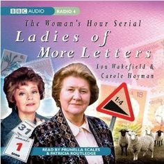 Prunella Scales and Patricia Routledge at their funniest