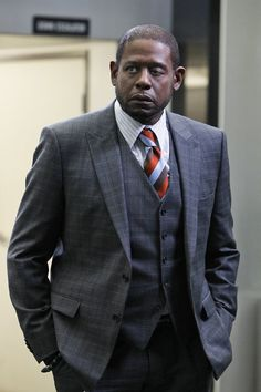 Forest Whitaker in Criminal Minds: Suspect Behavior The Godfather Cast, Idi Amin, Forest Whitaker, Eyes Problems, Scientific American, The Shining, Picture Photo, Movie Stars, Suit Jacket