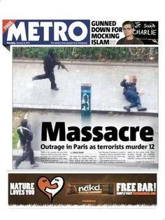 Attentat à Charlie Hebdo: Les unes de la presse française et étrangère qui rendent hommage aux victimes