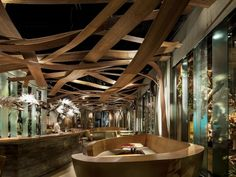 El equipo creativo - Ikibana restaurant - barcelona, spain
