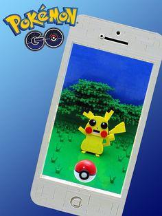 LEGO Pokemon Go