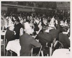Cotton Club Harlem New Years Eve 1938 photo Burt Goldblatt collection 1001