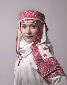 Belarussian traditional costume