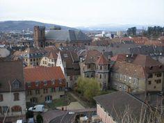 Belfort - in Frankreich ... in France ...