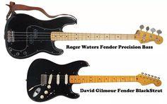 Pink Floyd Guitars