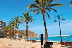 SPAIN.... JAVEA - The town has three main areas namely Javea old town, Javea port, & the beach area.