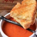 Honey Tomato Soup - My Kitchen in the Rockies | A Denver, Colorado Food Blog Colorado Denver Foodblog German recipes My Kitchen in the Rockies | A Denver, Colorado Food Blog