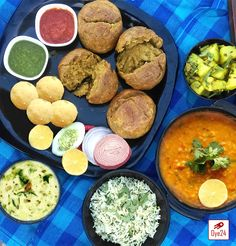 Get the ultimate flavors of North-Indian  Dal-Bafla and Dal Baati Oye24's Sunday Special menu at your doorstep 😋 Use coupon code 'OYESUNDAY' & get Rs.40 Cashback on Dal Baati and Dal Bafle both. Available on Pre-order and Order both. All products are incl. of taxes. Book your Dal Bati/Bafle now. Desi flavors on a Sunday afternoon from Oye24.   To Pre-order visit: www.oye24.com | call on 0731-4711711  Download the #App  #sunday #sundayspecial #cashback #dalbaati #dalbafle #yummy #Oye24 #food