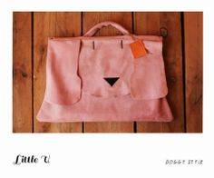 Argentinian brand Little U make the nicest kids' bags