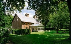 Greenwich Barn| Heritage Restorations