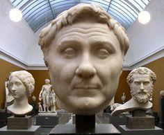 Портрет Помпея в Нью-Карлсбергской глиптотеке в Копенгагене