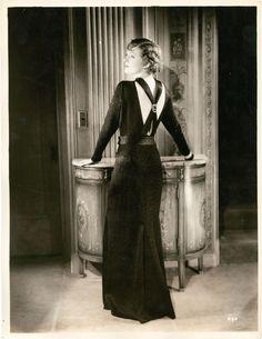 Portrait of Myrna Loy, 1930s