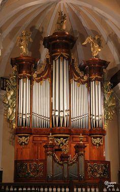 orgao catedral arequipa peru