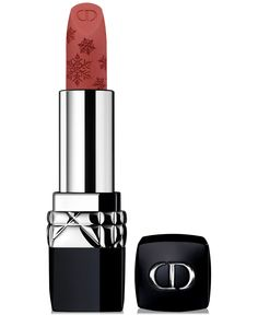 To indulge in or to give as a gift, Rouge Dior Golden Nights Limited Edition Lipstick is the essential holiday lipstick.