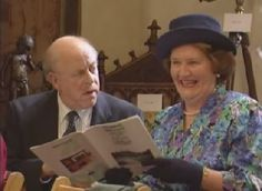 Watch Keeping Up Appearances TV Show Free Online. Full Keeping Up Appearances Episodes Streaming. British sitcom Keeping Up Appearances features Patricia R. British Tv Comedies, British Comedy, Funny Sitcoms, English Comedy, Uk Tv Shows, Color Television, Keeping Up Appearances, Executive Fashion, Bbc Tv