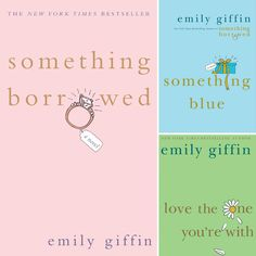 Which Couple From Emily Giffin's Novels Do You Like Best? From the complicated love triangle in the book-tu...