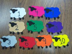 For this week, I have adorable sheep that Mary from Miss Mary Liberry was kind enough to share and give a pattern for! Unlike Mary, I am not a puffy paint expert, and therefore, I only had black on… Rhyming Preschool, Nursery Rhymes Preschool, Nursery Rhyme Theme, Preschool At Home, Preschool Crafts, Preschool Music, Counting Activities, Kindergarten Activities, Classroom Activities