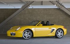 Road Test Porsche Boxster Gen II « Autobird Blog For
