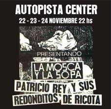 AUTOPISTA CENTER - VIERNES 22/11/1991