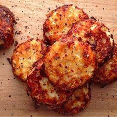 Crispy Cauliflower & Cheese Bites @keyingredient #cheese #cheddar