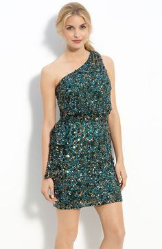 Christmas parties One shoulder and Homecoming on Pinterest