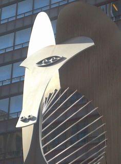 Picasso, Chicago